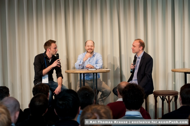 Exceed 2012 in Berlin – so wird der E-Commerce morgen