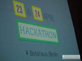 Berlin Hackathon 2013
